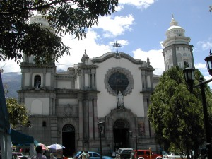 Cathederal of Merida