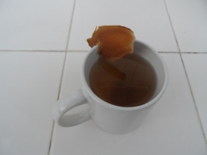 Drink a Cup of Ginger Tea