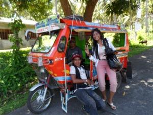 Motorized Triycle