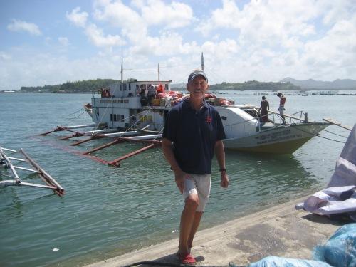 Estancia Pumpboat