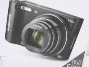 Samsung WB150F Digital Camera