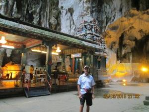 Zentraveler in Batu Caves