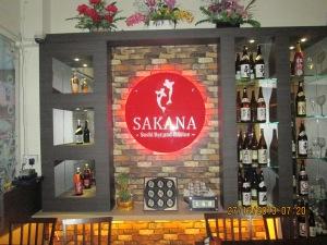 Sakana Sushi Restaurant
