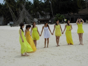Beach Beauty Pagent